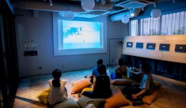 【REPORT】- Exhibition Closing Talk + Screening – by Chinatsu Yasuhara August 17th