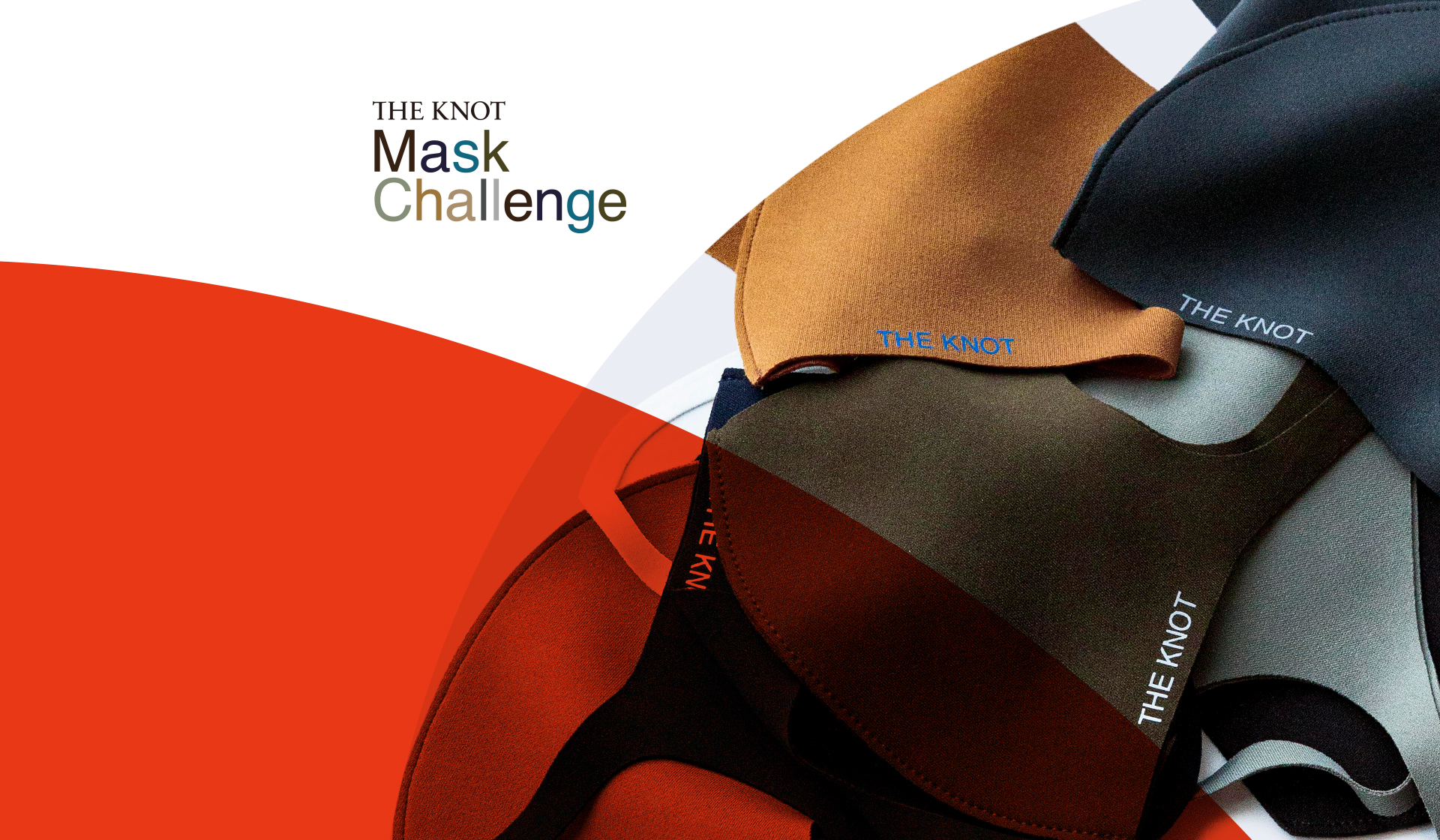 【キャンペーン】THE KNOT Mask Challenge