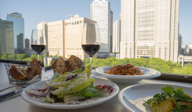 【NEW】プライベートダイニングサービス ーFull Restaurant Style In-room Dining